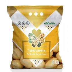 Trąšos bulvėms 10kg Agrochema