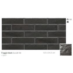 Fasado plytelės FOGGIA NERO