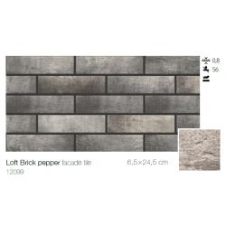Fasado plytelės Loft brick...