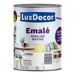 Emaliniai dažai LuxDecor