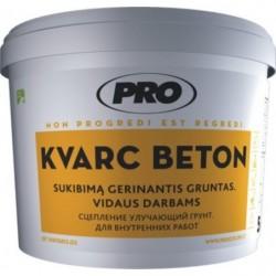 Gruntas KVARC BETON 1,5kg